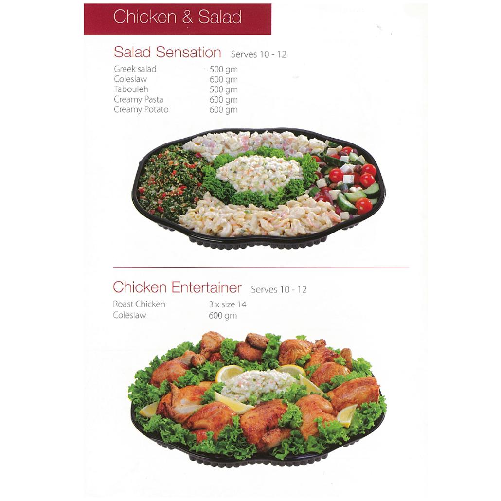 Violi & Co. Supermarkets - Service Deli Platter 1