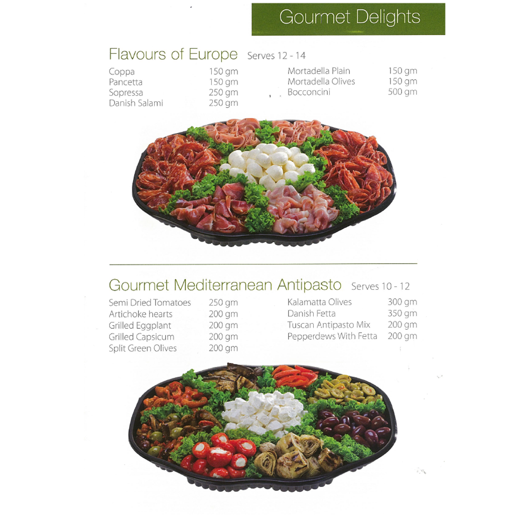 Violi & Co. Supermarkets - Service Deli Platter 3
