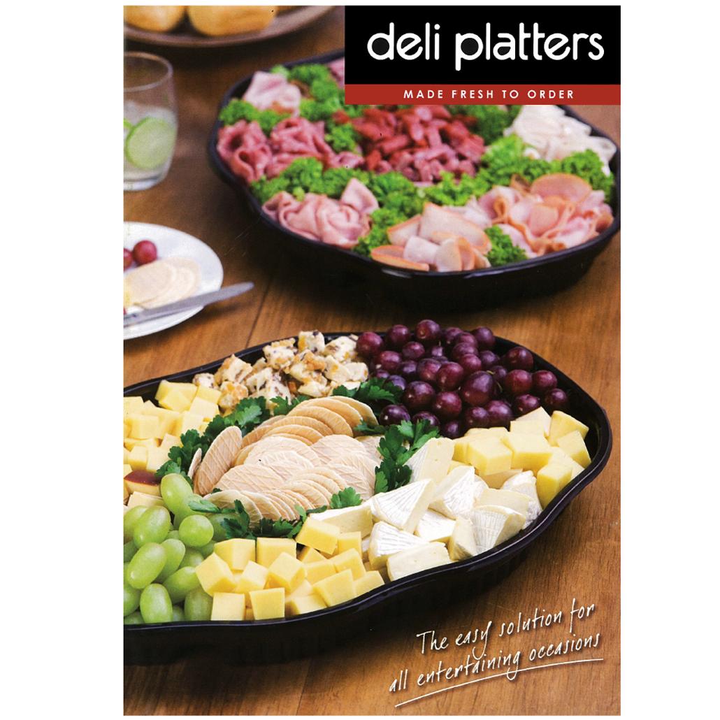 Violi & Co. Supermarkets - Service Deli Platter Title